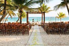 Paradise :) beach wedding ..