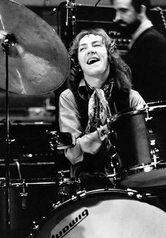 Mitch Mitchell. Mitchell was the world's first hard-rocking drummer with jazzy chops, and perhaps the most influential of the '60s. His work with Jimi Hendrix threw every rock and roll drummer for a loop. Anchored by bassist Noel Redding's steady hand, Mitchell successfully blended the improvisational freedom of jazz drumming with the speed, power and flash of rock. In the process, he developed a unique chemistry with Hendrix's unprecedented guitar playing that has never been equaled.