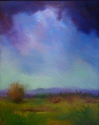 Susan Leggitt - Dark Skies over New Mexico