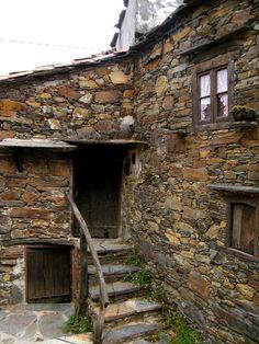 Talasnal village house