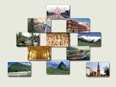 4 Reasons to travel to India  1. People and Culture  2. Landscape  3. Sights and attractions  4. Food