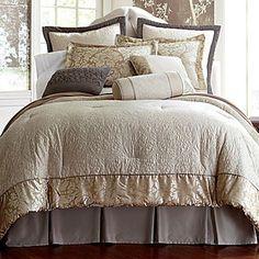Royal Velvet® Marseille Comforter Set & More - jcpenney