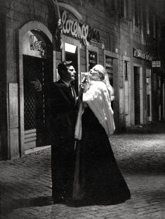 Anita Eckberg, Marcello Mastorianni, La Dolce Vita,