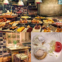Buongiorno! What are you having for breakfast today?  #foodies #breakfast #verona #palazzovictoria  [Photo credit: @lagrandebellezzaconfilomena]