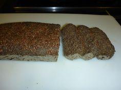 Pan de Harina de Linaza o Pan Mágico (No Engorda, Quema Grasa, Sin Gluten)