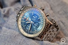 Introducing the Breitling Navitimer 01 in 46mm and Navitimer 1461 in 48mm (LIVE photos