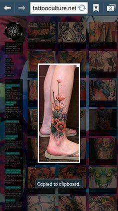 His work is stunning. Alaska Tattoo, Watercolor Tattoo, Tattoos, Tatuajes, Tattoo, Temp Tattoo, Tattos, Tattoo Designs