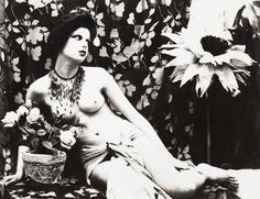 La Nuit Tournesol, 1970  Photographer: Irina Ionesco