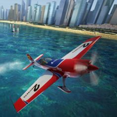 My dream is to fly! Extreme Flight R/C and Taking Flight: aerial & acrobatics are exactly what you need! Air racer #VR 2ND STEP #virtualreality http://www.vrcreed.com/apps/air-racer-vr/