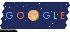New Horizons e Plutone - Il Doodle di Google