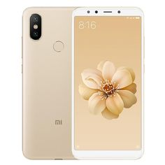 Xiaomi Mi Inch Full Screen LTE Smartphone Snapdragon 660 Dual Rear Cameras Android Touch ID OTG Type-C Global Version - GoldTexte d'origineTexte d'origine Best Mobile Phone, Best Phone, Mobile Phones, Usb, Camera Sony, Wi Fi, Apple Iphone, Compare Phones, Operating System