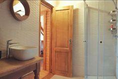 Green Cottage - O cabană superbă, chiar în grădina Carpaților - Wildventure Romania, Cottage, Mirror, Green, Furniture, Home Decor, Cabin, Decoration Home, Room Decor