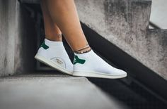 http://SneakersCartel.com Look Out For The adidas Stan Smith Sock Primeknit #sneakers #shoes #kicks #jordan #lebron #nba #nike #adidas #reebok #airjordan #sneakerhead #fashion #sneakerscartel