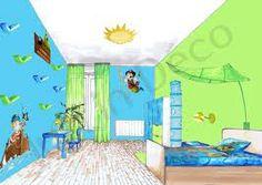 chambre petit garçon