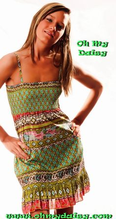 Summer sun dress: $42.50 S/M/L     Comes with shawl