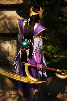 Lunar Goddess Diana - League of Legends III by KimontheRocks
