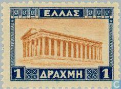 Stamps - Greece - Various topics 1927