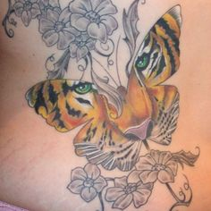 hip tattoos for women - Google Search