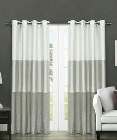 Grommet Curtains Window Curtain Panels Black Pearls Master Bedrooms Skyline Bedroom Suites Panel Bathroom
