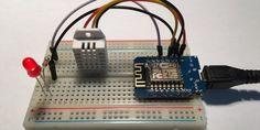 ESP8266 + DHT22 + MQTT : réaliser votre 1er objet connecté