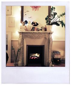 Moulure effet fausse cheminée Home Decor, House, Interior Design, Home Interiors, Decoration Home, Interior Decorating, Home Improvement