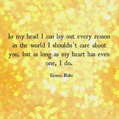 Broken Hearted Girl... Emma Blake: