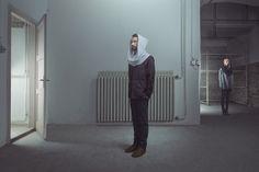 multifunctional scarf by MEI KAWA // Emese Kasza