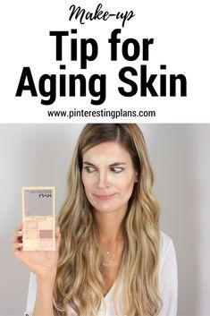 Makeup Tips for Aging Skin - Things to Change in your 30's and beyond with @walgreens #sponsored