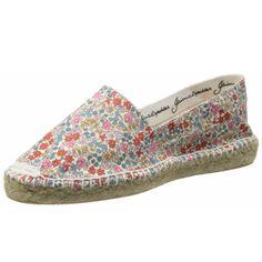 Gaimo Liberty London Espadrilles | Spanish Shoes | Spanish Crafts - SPANISH SHOP ONLINE | Spain @ your fingertips #libertylondon