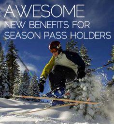 New benefits for Season Pass Holders at Badger Pass Ski Area   Yosemite National Park