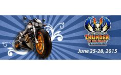 Thunder in the Valley 2015 Information and the Johnstown PA Thunder area attractions, events and videos at Lightning Customs.
