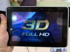 O primeiro tablet 3D brasileiro