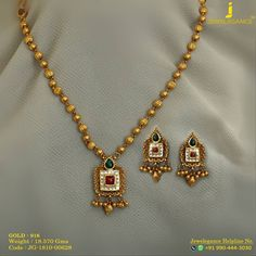 Gold 916 Premium Design Get in touch with us on Kids Gold Jewellery, Indian Jewelry Sets, Gold Jewelry Simple, Gold Rings Jewelry, Gold Jewellery Design, Jewellery Diy, Baby Jewelry, India Jewelry, Gold Bangles