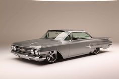 01-1960-chevrolet-impala-bubble-top-barba - Eric Geisert
