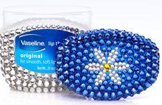 FREE Swarovski Crystal Vaseline Lip Therapy Mini Jars on May 10th on http://hunt4freebies.com