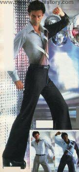Fashion Knit Shirt and Pants 1978