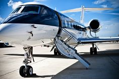 Gulfstream - Available for Charter. Travel the world with Private Jet Charter. Charter a Jet with us - http://www.privatejetcharter.com