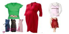 ملابس للحوامل وقمصان نوم للحوامل 2016 روعة