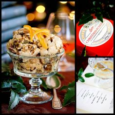 Christmas Plumpudding Ice Cream by jultchik7, via Flickr