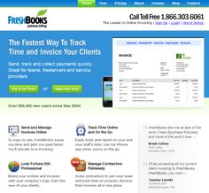 Freshbooks is a free, web-based bookkeeping package.  If you have three or fewer clients (I do most of my work for one client), Freshbooks is free.  You can manage your time and expenses easily and send out your client invoices by email or post.