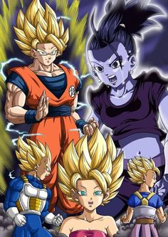 Torneo del Potere - Dragon ball super