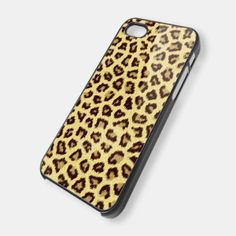 LEOPARD for iPhone 4/4s/5/5s/5c, Samsung Galaxy s3/s4 case