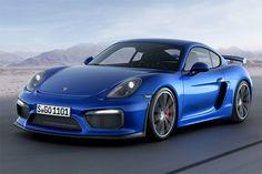 De splinternieuwe Porsche Cayman GT4 - Lifestyle NWS