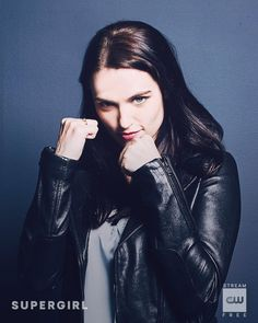 🆕️ New promotional picture of Katie as Lena Luthor on Katie Mcgrath, Female Harry Potter, King Arthur Legend, Don Corleone, Chyler Leigh, Superhero Memes, Lena Luthor, Intelligent Women, Cw Series