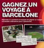 -Concours: Un séjour a Barcelone a gagner!    http://m1p.fr/eOt    1) Camp Nou  2) segrada familia  3) Catalogne