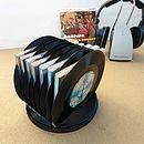 Vinyl Record CD Or Letter Rack