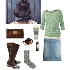 """Cozy Winters"" by createdfeminine on Polyvore"