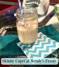 Skinny Copy Cat Wendy's Frosty