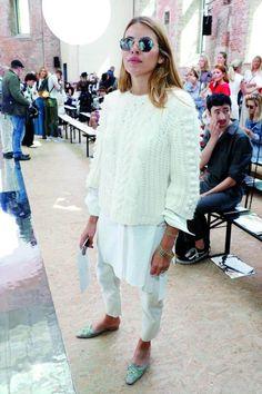 Schade, heute geht die Mercedes Benz Fashion Week in Berlin leider schon wieder zu Ende. Zum krönenden Abschluss des Mode-Spektakels in der Hauptstadt zeigen wir Euch hier die allerschönsten Outfits von Modebloggern und anderen Gästen.
