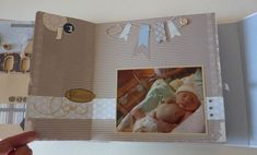 page2bis Mini Albums, Baby Memories, Memory Books, Blog, Baby Cards, Frame, Passion, Paper Craft, Minis